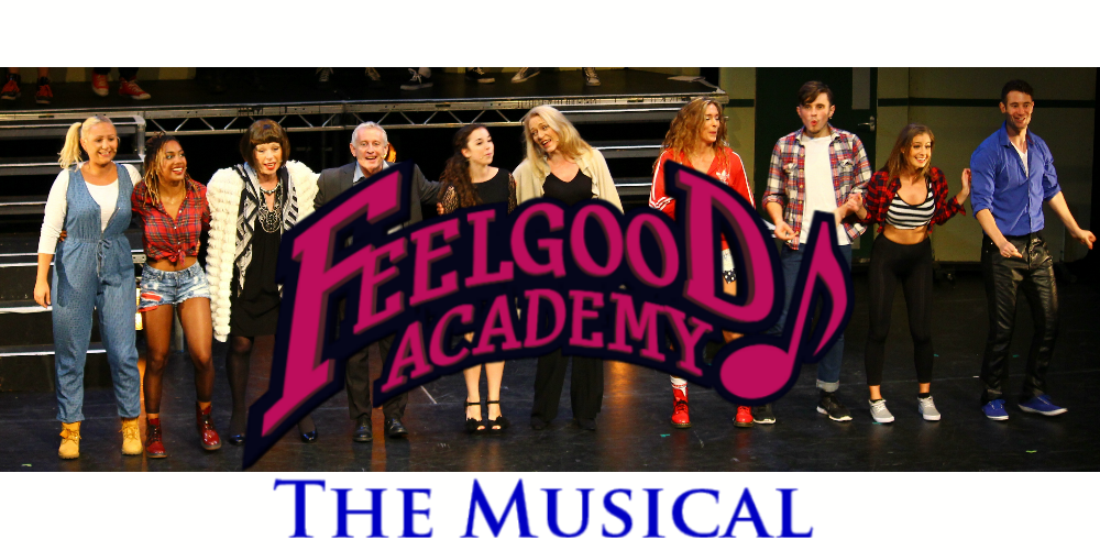Feelgood Academy the musical slider 10